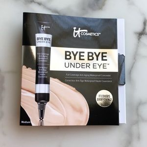NEW Deluxe Size It Cosmetics Under Eye Concealer